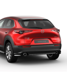 Mazda CX - 30 Typ DM Heckschürze