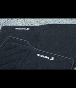 """Mazda 5 CR Textilfußmattensatz """"Standart"""""""