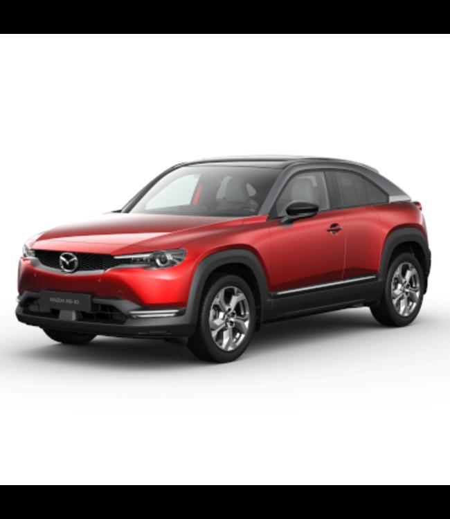 Mazda MX - 30 Typ DR Anbauteile in Chrom-Optik