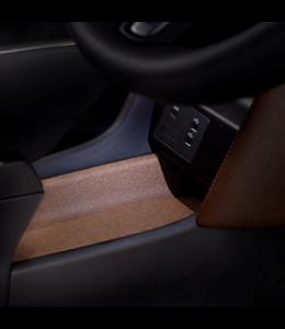 Mazda MX - 30 Typ DR Ambientebeleuchtung Mittelkonsole