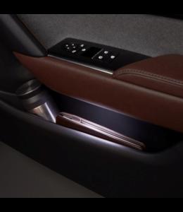 Mazda MX - 30 Typ DR Ambientebeleuchtung Türtasche