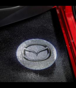 Mazda Tür-Projektor