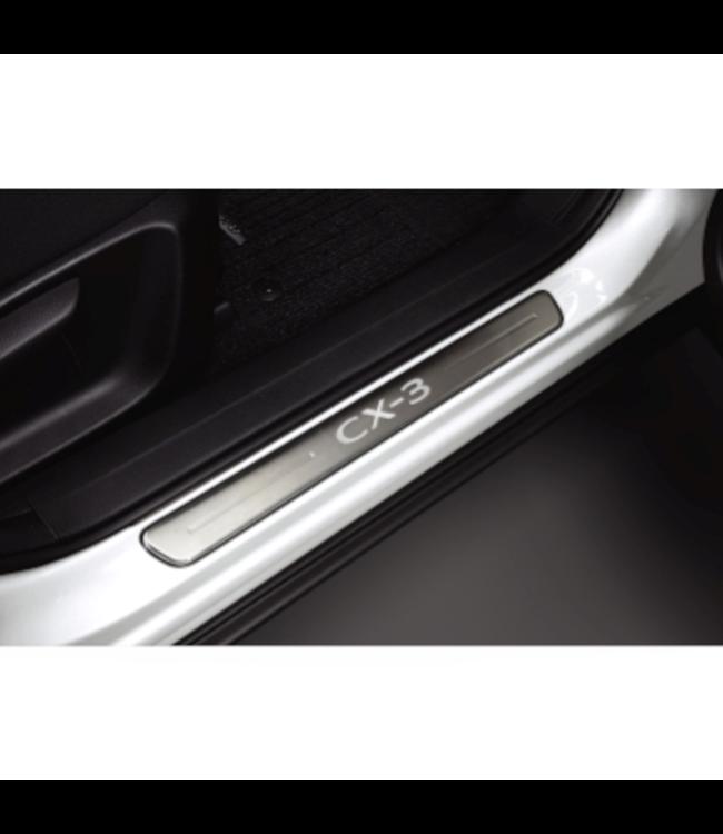 Mazda CX - 3 Typ DK Einstiegsblenden