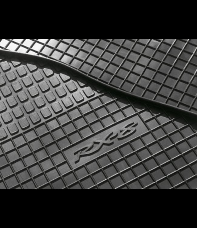 Mazda RX-8 Gummimatten vorne