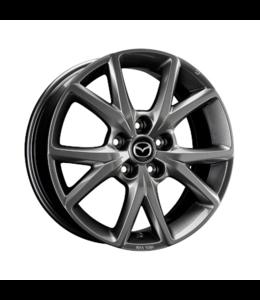 """Mazda CX-30 Leichtmetallfelge 17"""" Titangrau"""