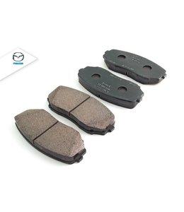 Mazda 5 CR CW Bremsbeläge Bremsklötze vorne oder hinten original