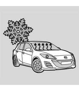 Mazda CX-5 KE Upgrade Webasto Einbausatz für Standheizung für Dieselmotoren