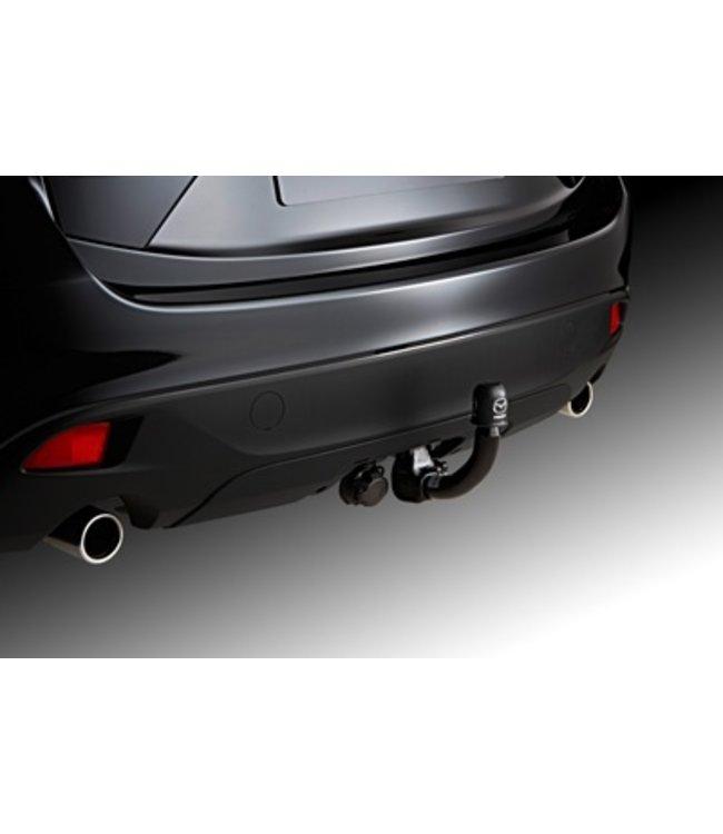 Mazda 3 AHK 5-Türer original ab 2013 Anhängezugvorrichtung abnehmbar