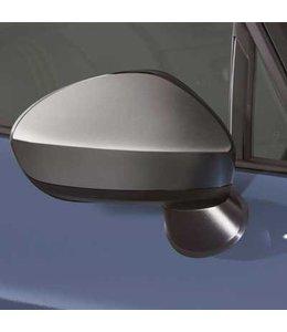 MX-5 Außenspiegelkappen Farbe ist Silber glänzend original