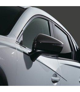 CX-3 Außenspiegelkappen schwarz oder silber lackiert original
