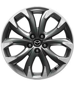Mazda CX-5 KE 19 Zoll Alufelgen Design 155 original Satz 4 Stück nur für Facelift