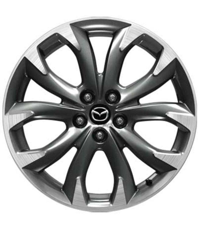Mazda CX-5 KE bis 2017 19 Zoll Alufelgen Design 155 original Satz 4 Stück nur für Facelift