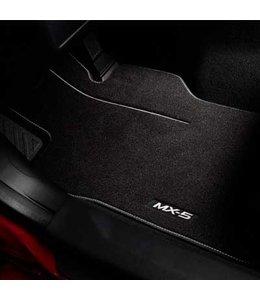 """MX-5 ND Textilfußmattensatz """"Luxury"""" original"""