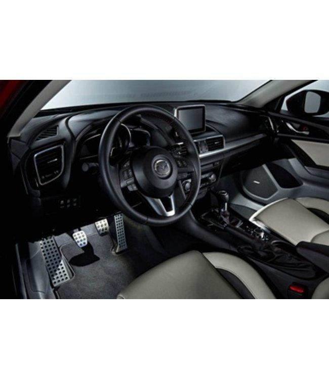 Mazda MX-5 Fußraumbeleuchtung Begrüßungsbeleuchtung weiß original