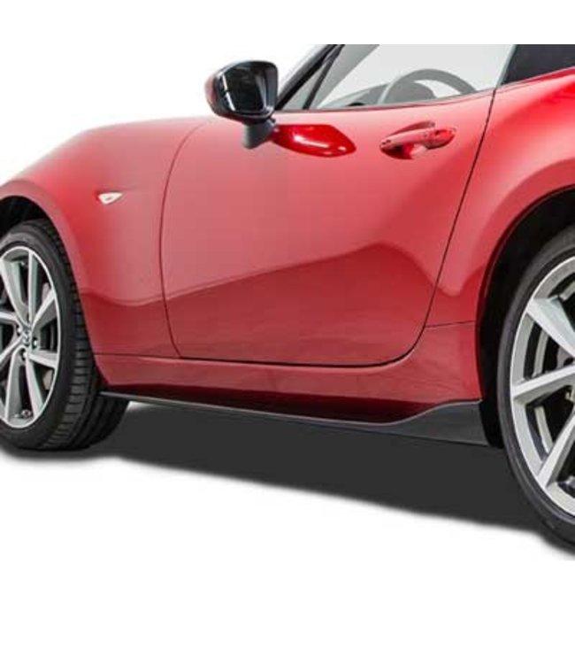 Mazda MX-5 ND Seitenschwellersatz schwarz lackiert original
