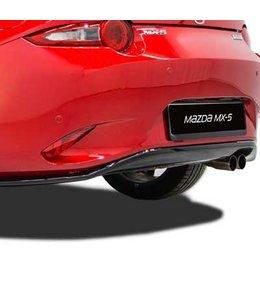 Mazda MX-5 ND Heckschürze schwarz lackiert original
