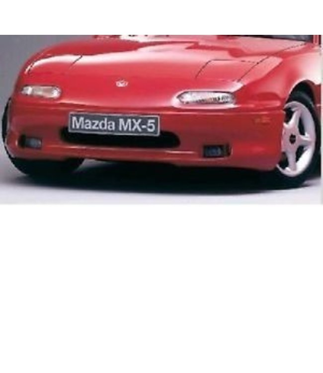 Mazda MX5 NA - Kennzeichenhalter - Nummernschildhalter