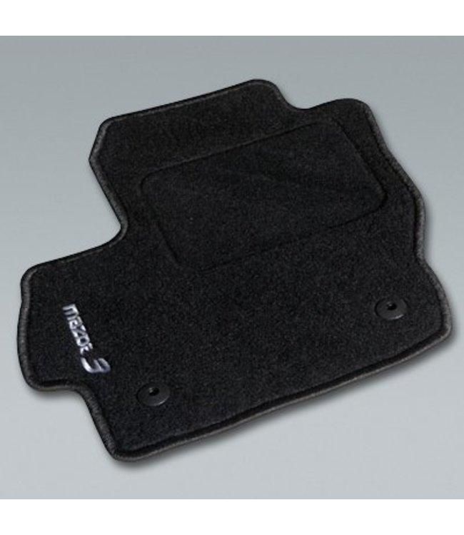 """Mazda 3 Textilfußmattensatz """"Standard"""""""