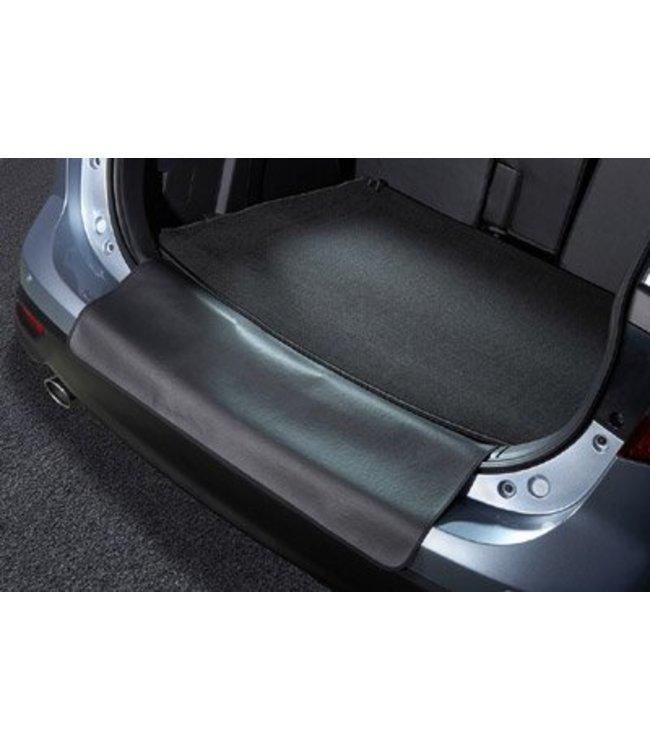5 Kofferraummatte mit Ladekantenschutz 7-Sitzer
