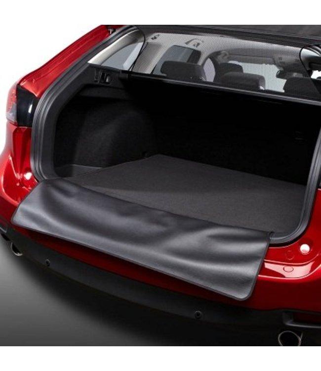 Mazda 6 Kofferraummatte mit Ladekantenschutz Kombi ab 08.2012 GL/GJ/GH
