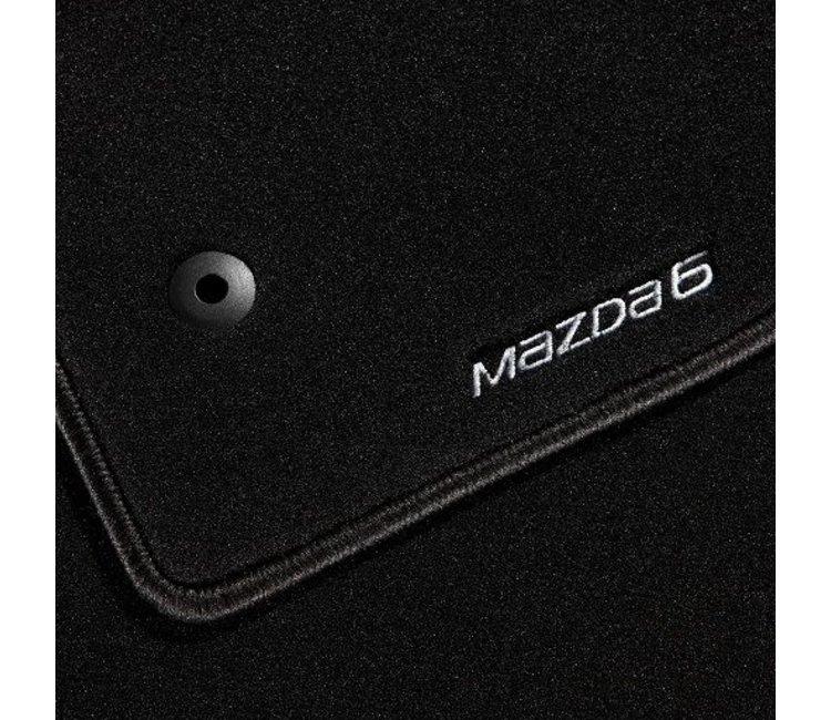 Kofferraumwanne für Mazda 6 Mazda6 Sports-Line GJ Limousine Stufenheck 4-türer 2