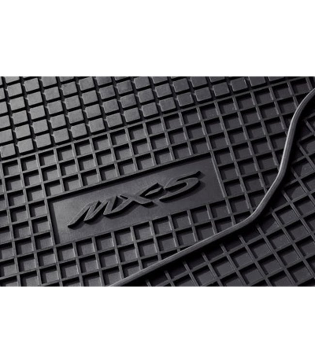 MX-5 Gummi-Passformmattensatz bis Facelift