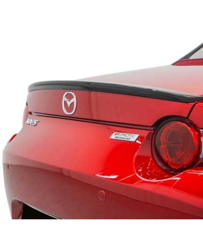 Mazda MX-5 ND Heckspoiler schwarz lackiert original - Copy