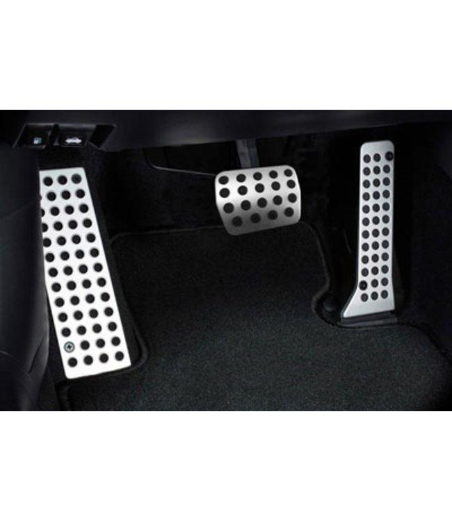 Mazda 6 Automatik Alu Bremspedal + Gaspedal + Fußstütze original nur für Automatikgetriebe 3-teilig