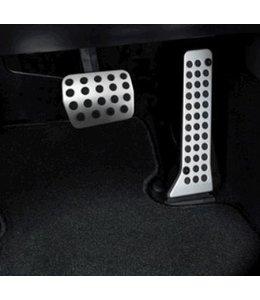 CX-3 Automatik Alu Pedalsatz 2-teilig original nur für Automatikgetriebe