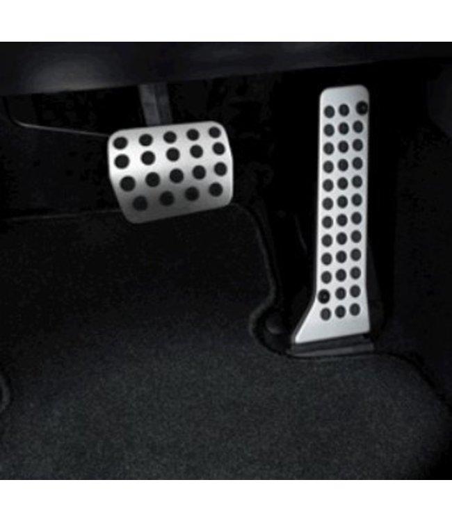 Mazda CX-3 Automatik Alu Bremspedal + Gaspedal original nur für Automatikgetriebe 2-teilig