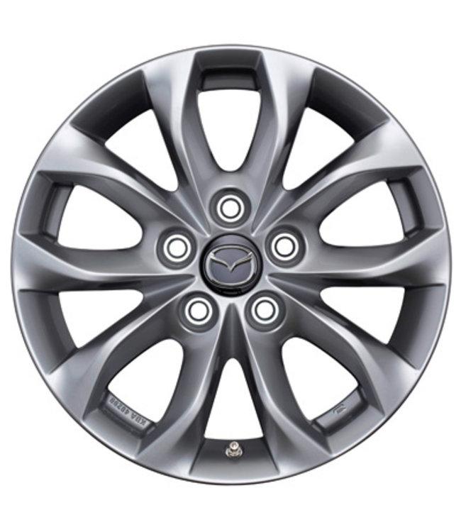 Mazda CX-3 Alufelgen Design 62 silber 6,5J x 16 original
