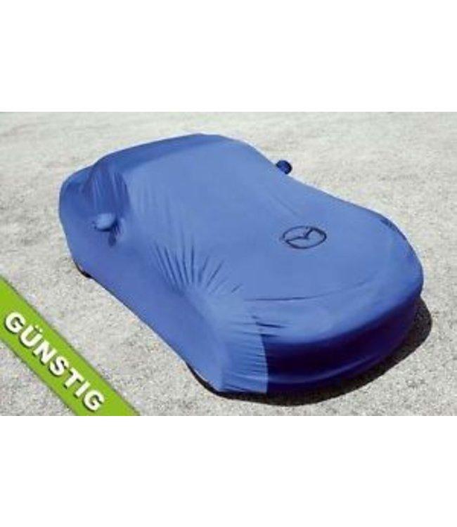 Mazda MX-5 ND Karosserieschutzhülle für drinnen mit Mazda Logo