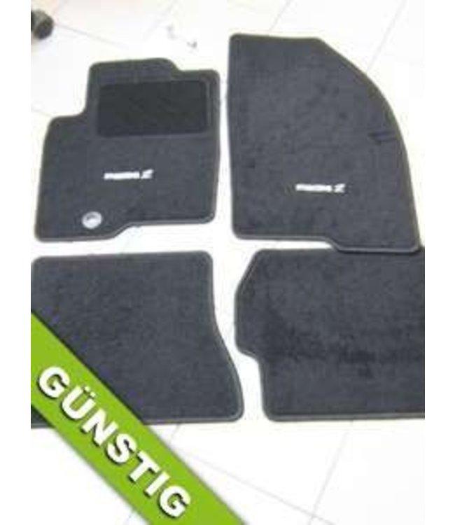 Mazda 2 Textilfußmattensatz Standard original bis 05.2007