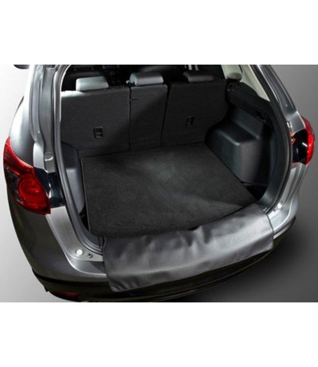 Mazda CX-5 KE bis 2017 Kofferraummatte mit Ladekantenschutz