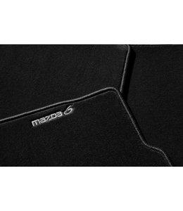 """Mazda 6 Fußmattensatz """"Luxury"""" original GG + GY + GG1 bis 10.2009"""