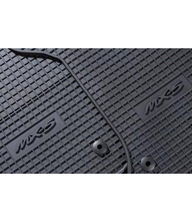 Mazda MX-5 Gummi-Passformmattensatz ab Facelift