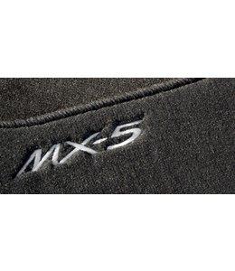 Mazda MX-5 Fußmatten ab Facelift Premium original
