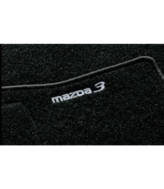 Mazda 3 BK bis 11.2008 Fußmattensatz Standard original