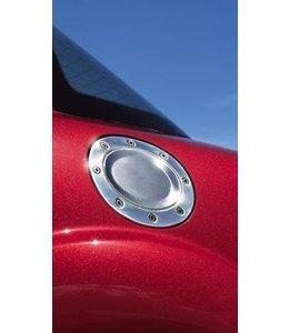 Mazda RX-8 Tankdeckel poliert Alu original
