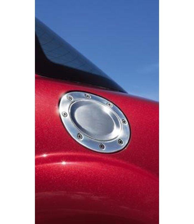 Mazda RX-8 Tankdeckel aus poliertem Aluminium original