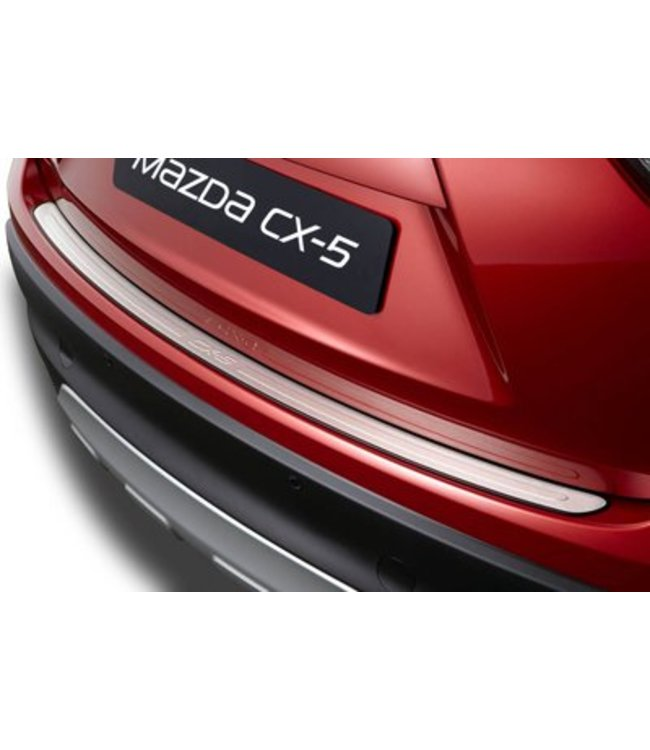 Mazda CX-5 KE bis 2017 Trittschutzleiste Edelstahl original