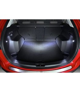 6 Kofferraum-Beleuchtung original ab 08.2012 GL GJ GH