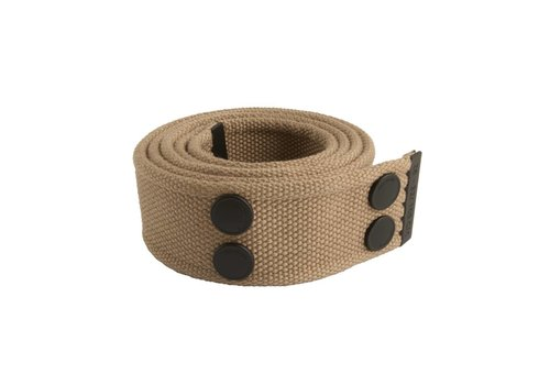 Dunderdon Canvas Belt Khaki