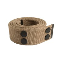 Canvas Belt Khaki