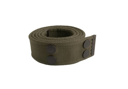 Dunderdon Canvas Belt Olijf