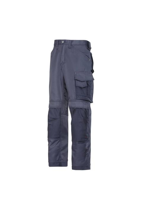 Snickers Workwear 3311 DuraTwill Broek Donker Blauw