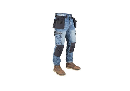 Dunderdon Denim P12 Blauw