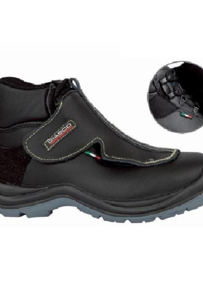 Las schoen Ercolano S3 zwart