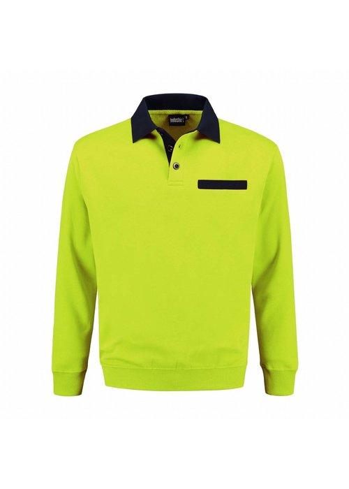 Indushirt PSW300 tweekleurige Polosweater