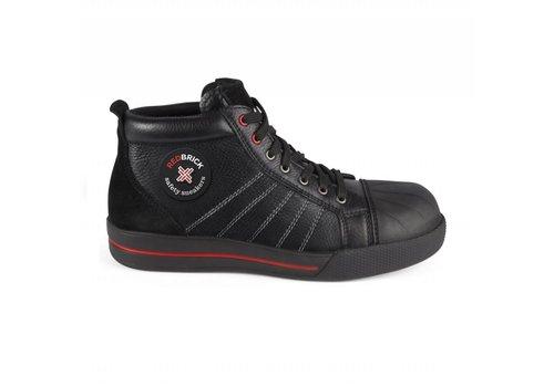 Redbrick Werkschoen Onyx zwart S3
